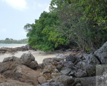 Beachfront development land for sale koh samui