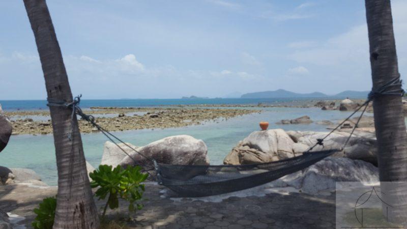 Beachfront land for sale koh samui 50 rai